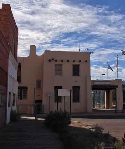 Naco Customs House
