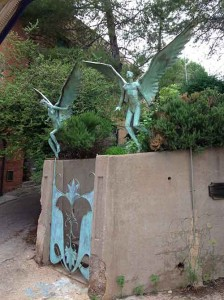 Public art in Bisbee