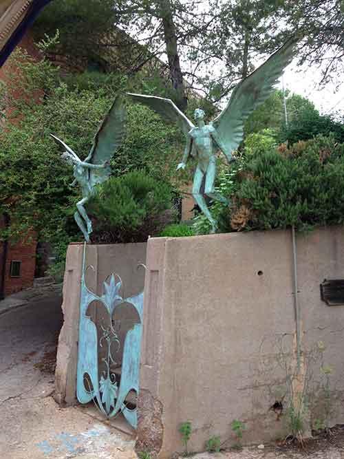 Public art in Bisbee
