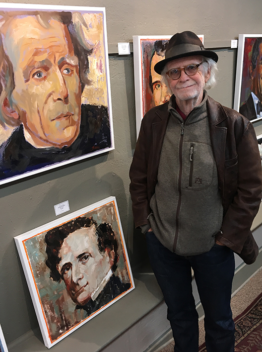 John Thamm and Andy Jackson